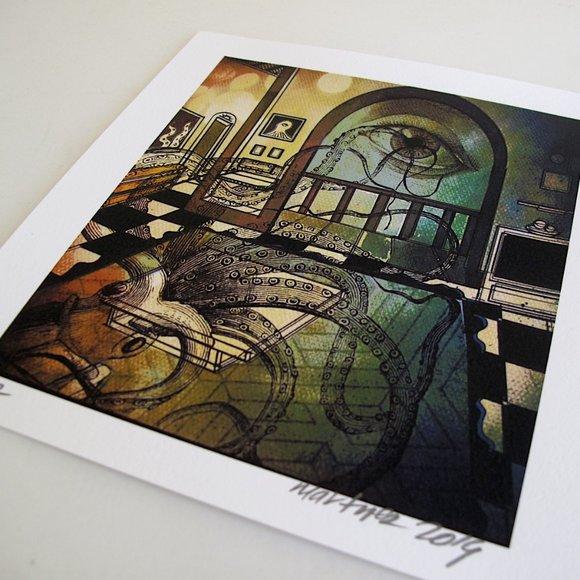 Art Print World of Dreams | Surreal | Decor Arts